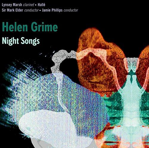 Helen Grime : Night Songs, portrait de la compositrice. Hallé, Elder.
