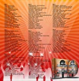 Karaoke Party Hits CDG CD+G Disc Set - 150 Songs on 8 Discs Including The Best Ever Karaoke Tracks Of All Time (Adele, Ed Sheeran, Coldplay, Abba, Beatles, Frank Sinatra, One Direction and much more)