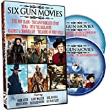 Six Gun Movies (6 films in one package!) by John Astin
