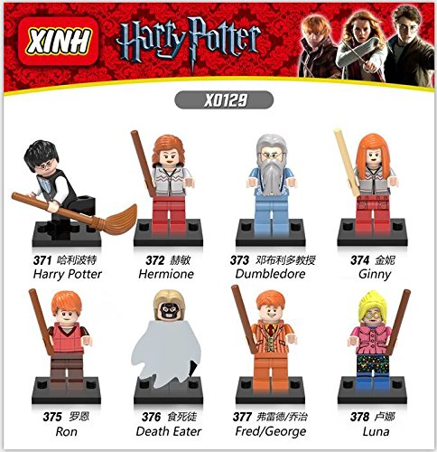 pack-8-figuras-set-minifiguras-harry-potter-lego-x0129-envio-asm-24h