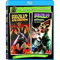 Godzilla Vs King Ghidorah / Godzilla Vs Mothra