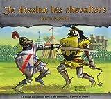 Image de Je dessine les chevaliers : Livre à pochoirs