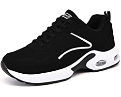 Womens Trainers Lightweight Running Walking Shoes Air Cushion Sneakers