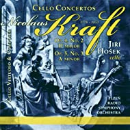 Nicolaus Kraft - Jiří Hošek - Cello Concertos
