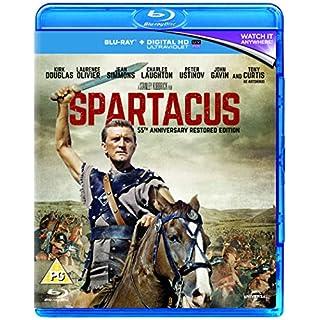 Spartacus (Blu-ray + UV Copy) [1960]