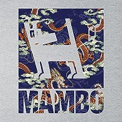 Mambo Japan Dog Men's Sweatshirt