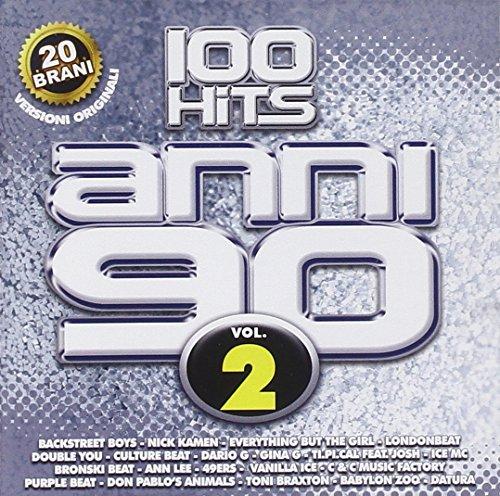100 Hits Anni 90 Vol.2