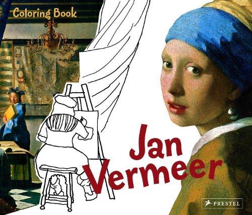 Vermeer (Art Activity Book) (Prestel Minis)