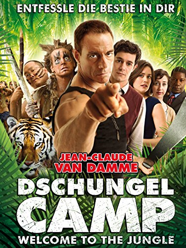 Adams Kostüm John - Dschungelcamp - Welcome to the Jungle [dt./OV]