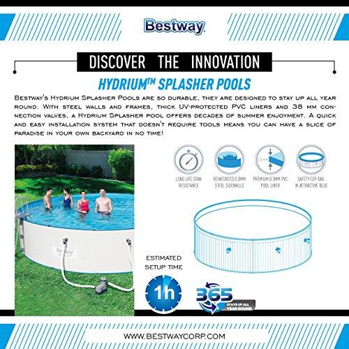 Preisvergleich bestway hydrium splasher pool set for Preisvergleich pool
