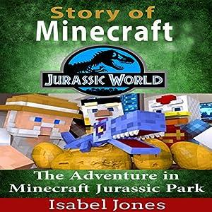 jurassic world in minecraft