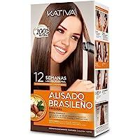 KATIVA Brazilian Straightening Kit