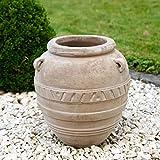 Gärtner Pötschke Terracotta-Vase Anfora