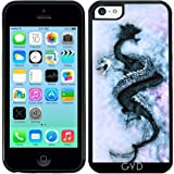 Coque Silicone pour Iphone 5C - Double Dragon 4 by Illu-Pic.-A.T.Art