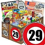 Geschenkbox | 24er Allerlei | Zahl 29 | DDR Geschenke Mutti