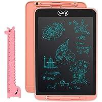 WLZP LCD Tablette D'écriture 10 Pouces,avec Verrouillage d'écran et Fonction réutilisable, Tablette de Dessin Portable…
