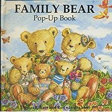 Family Bear Pop-up Book by Mara Van Der Meer (1992-09-06)