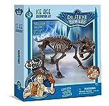 Unbekannt Geoworld 625282 - Dr. Steve Hunters: Dino Ausgrabungs-Set - Säbelzahntiger-Skelett, Alter: 6+, Größe: 23 cm