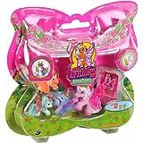 Dracco UT20580 - Filly Butterfly Sammelpferde - Mutter mit 3 Babies