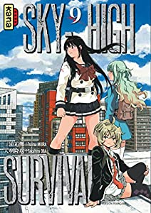 Sky-high survival Edition simple Tome 9