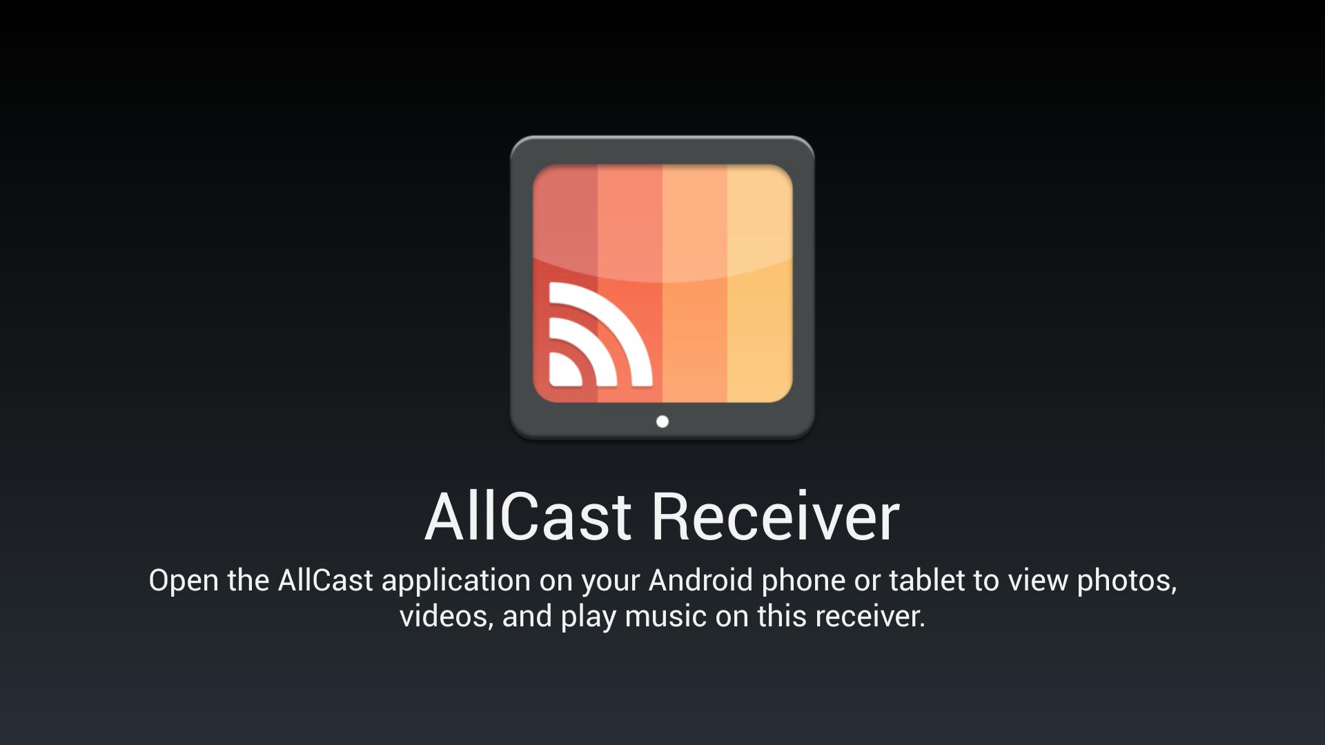 AllCast for Fire TV Screenshot