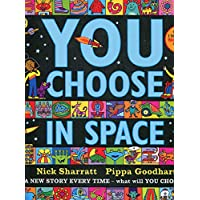 You Choose in Space [By Pippa Goodhart] - [Paperback] -Best sold book in-Action & Adventure