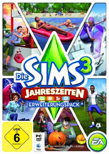 Die Sims 3: Vier Jahreszeiten