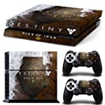 Ps4 Playstation 4 Console Skin Aufkle...