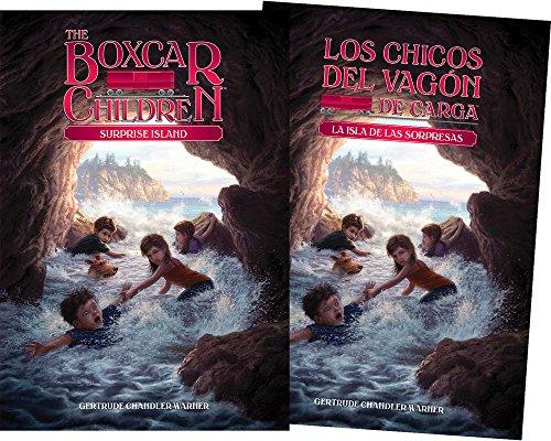 Surprise Island (Spanish/English Set) (Boxcar Children Mysteries)