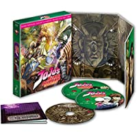 Jojo¿S Bizarre Adventure Temporada 1 Parte 2. Battle Tendency. Episodios 10 A 26 Blu-Ray Edición Coleccionista