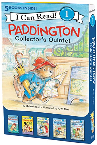 Paddington Collector\'s Quintet: 5 Fun-Filled Stories in 1 Box! (I Can Read Level 1)