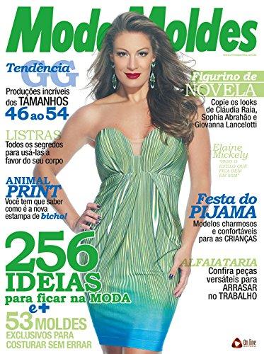 Moda Moldes 71 (Portuguese Edition) de [Editora, On Line]