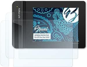 Bruni Schutzfolie Kompatibel Mit Xp Pen Star G430 Computer Zubehör