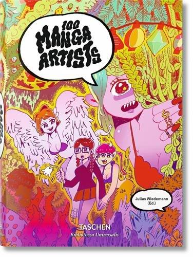 100 Manga Artists (Bibliotheca Universalis) por Vv.Aa.