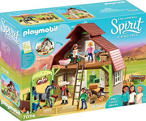 Playmobil- Establo con Fortu