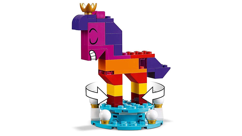 LEGO Movie 2 - Ecco a voi la Regina Wello Ke Wuoglio, 70824 5 spesavip
