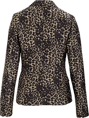 Ten117 Berlin Blazer FRIDA Leopardo