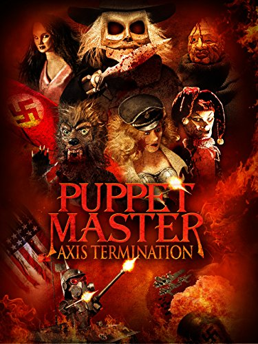 Puppet Master Axis Termination: The Feature (Puppet Master-axis)