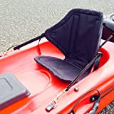 MagiDeal Luxury Ergonomic Seat to Fit Sit on Top Kayak / Canoe /