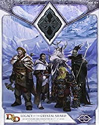 Legacy of the Crystal Shard: Sundering Adventure 2 (D&D Adventure) by R.A. Salvatore (2013-11-19)