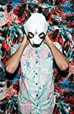 Cro - Whatever Carlo Waibel Musik Panda Raop +5 Rap Pop Poster Plakat Druck - Grösse 61x91,5 cm + 1 Ü-Poster der Grösse 61x91,5cm