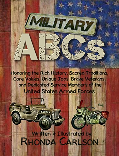 Military ABCs (English Edition)