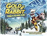 Wilmer Valderrama Presents Gold Medal Rabbit: Journey to the Animal Games (English Edition)
