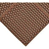 Apex 406-181 Brown 36 x 72 Optimat Floor Mat by Apex