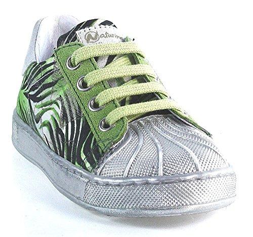 Naturino Sneaker - 4065 - grün Grün