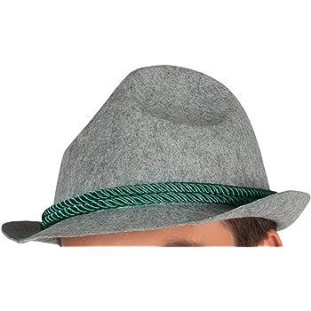 SMIFFYS Smiffy s Cappello Trenker Tedesco con Piuma e7bb88af04c4