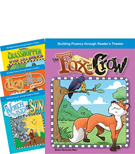 Reader\'s Theater: Fantastic Fables Set 2 4-Book Set (Teacher Created Materials - Reader\'s Theater)