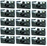FV-Sonderleistung 1EFLK71-15 Klassik Kameralook Einwegkamera mit Blitz (15-er Pack) Bild