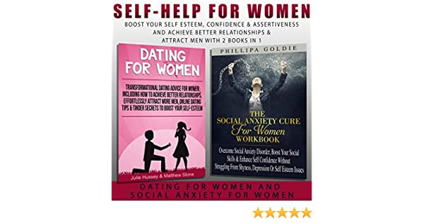 Social anxiety dating books for men