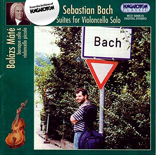 Bach, J.S.: Cello Suites Nos. ...